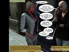 2d comic:
